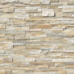 "MSI Ledgestone Veneer - GOLDEN HONEY ""L"" CORNER - Splitface"