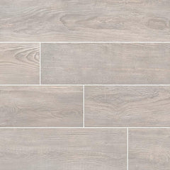 "MSI Caldera Porcelain Tile Collection Grigia - 8""x47"""