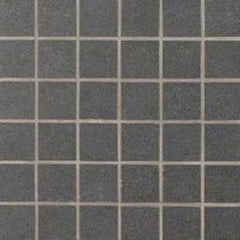 "Dimensions Porcelain Tile Collection Graphite - 2""x2"" Mosaic - FloorLife"