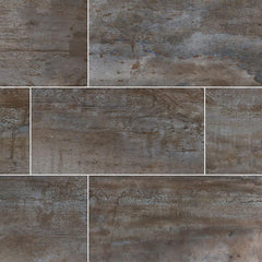 Oxide Iron Porcelain Tile Collection - 24x48""