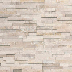 "Realstone Systems Collection Latte Honed Panel 6""x24"""