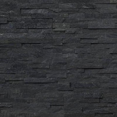 "Realstone Systems Shadowstone Midnight Sky Natural Panel 6""x24"""