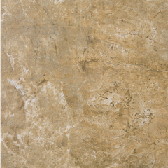 "Interceramic Travertino Royal Noce Floor Tile 16""x16"""