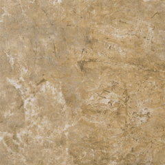 "Interceramic Travertino Royal Noce Floor Tile 24""x24"""
