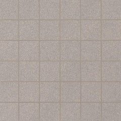 "Optima Porcelain Tile Collection Gray Matte Mosaic - 2""x2"""