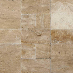"Travertine Pavers Palermo 16""x24"" - FloorLife"