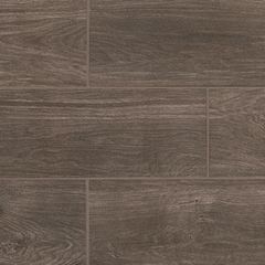 "Daltile Willow Bend Smoky Brown 6""x24"""