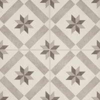 Daltile Memoir Star Grey