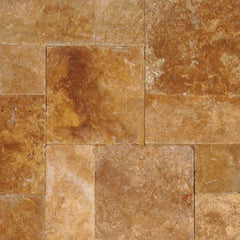 "Travertine Pavers Tuscany Riviera 16""x16"" - FloorLife"