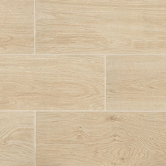 "Daltile Willow Bend White 6""x36"""
