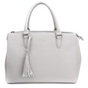 Citi Maddaline Briefcase - Ice Grey