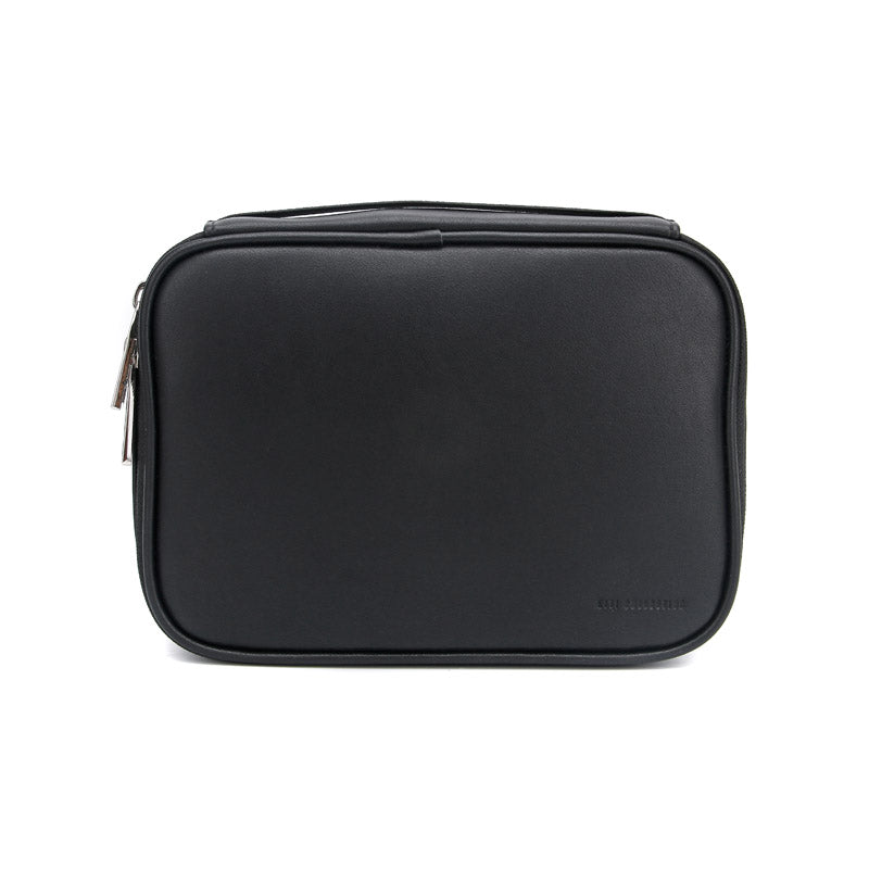 Black Citi Organizer Bag by Citi Collective Angled View