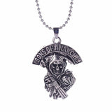 Sons Of Anarchy Samcro Necklace