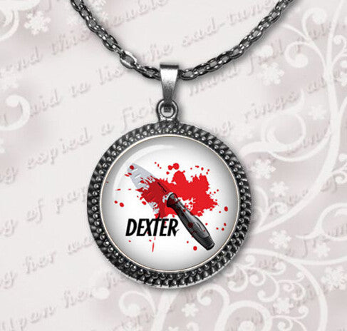 Dexter Novelty Necklace