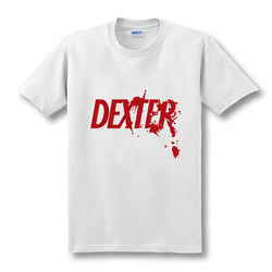 Dexter Pattern T-Shirt - WoodenNation