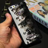 The Walking Dead Models iPhone Case