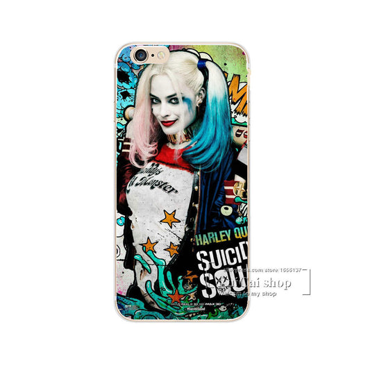 Suicide Squad Iphone Case (12 different models )