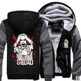 Suicide Squad Winter Hoodie