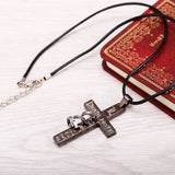 Death Note Cross Necklace Offer