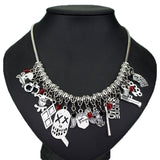 Suicide Squad Harley Quinn Necklace