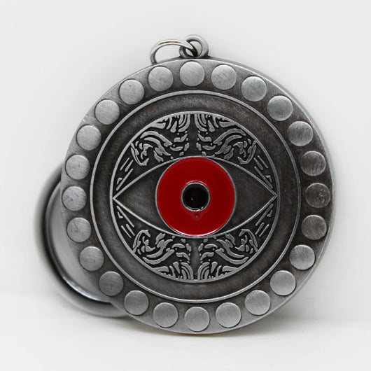 Doctor Strange Red Eye Keychain