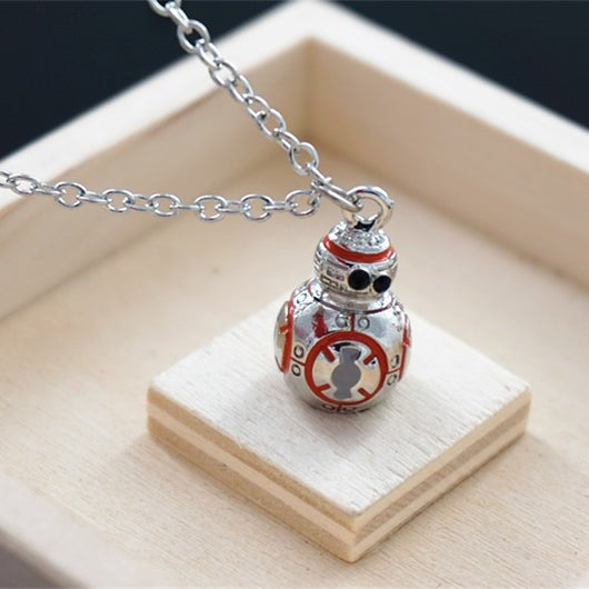 BB-8 Necklace - WoodenNation
