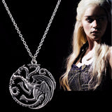 Daenerys Necklace - WoodenNation