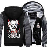 Suicide Squad Winter Hoodie - WoodenNation