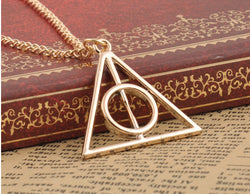 Harry Potter Necklace - WoodenNation
