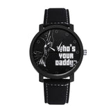 Darth Vader Watch - WoodenNation