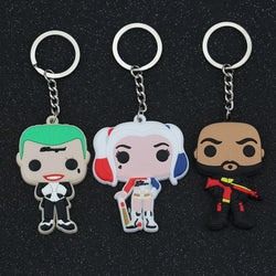 Deadshot , Joker , Harley KeyChains - WoodenNation
