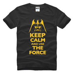 Star Wars Quote T-shirt Different Colors