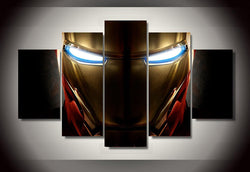 Iron Man Canvas Wall Art