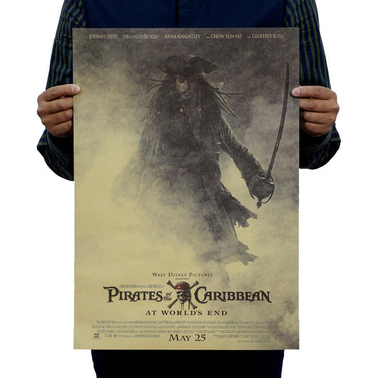 Jack Sparrow Poster - WoodenNation