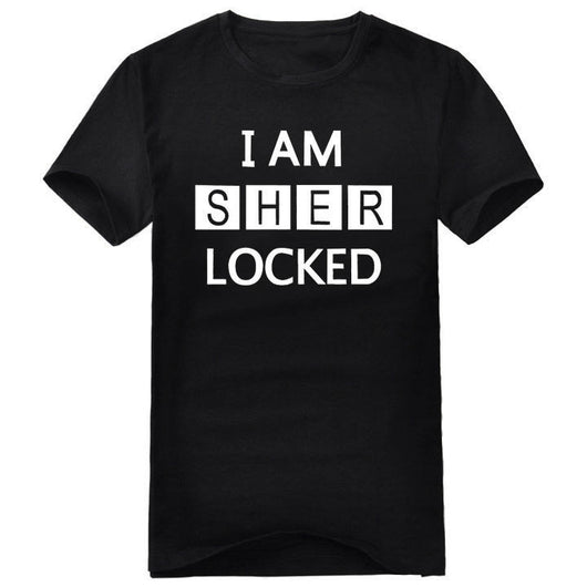 Sher Locked T-Shirt - WoodenNation