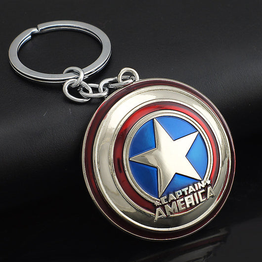 Captain America KeyChain Shield