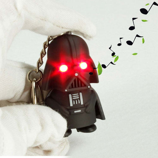 Darth Vader LED Key Chain