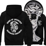 Sons of Anarchy Samcro Winter Hoodie