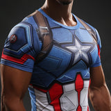 Captain America Civil War T-shirt