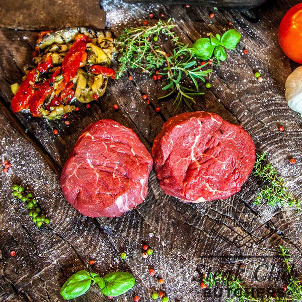 fillet uncooked - steak club