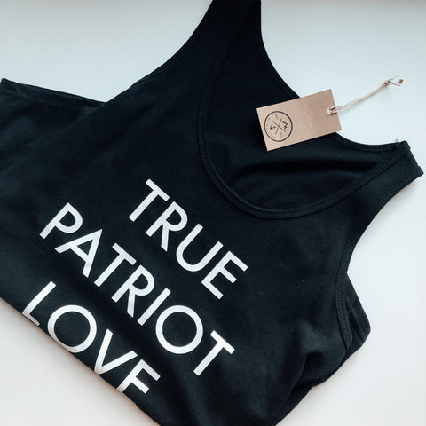 Tank - True patriot love