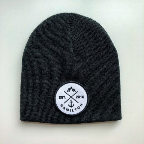 Toque - cuffless black