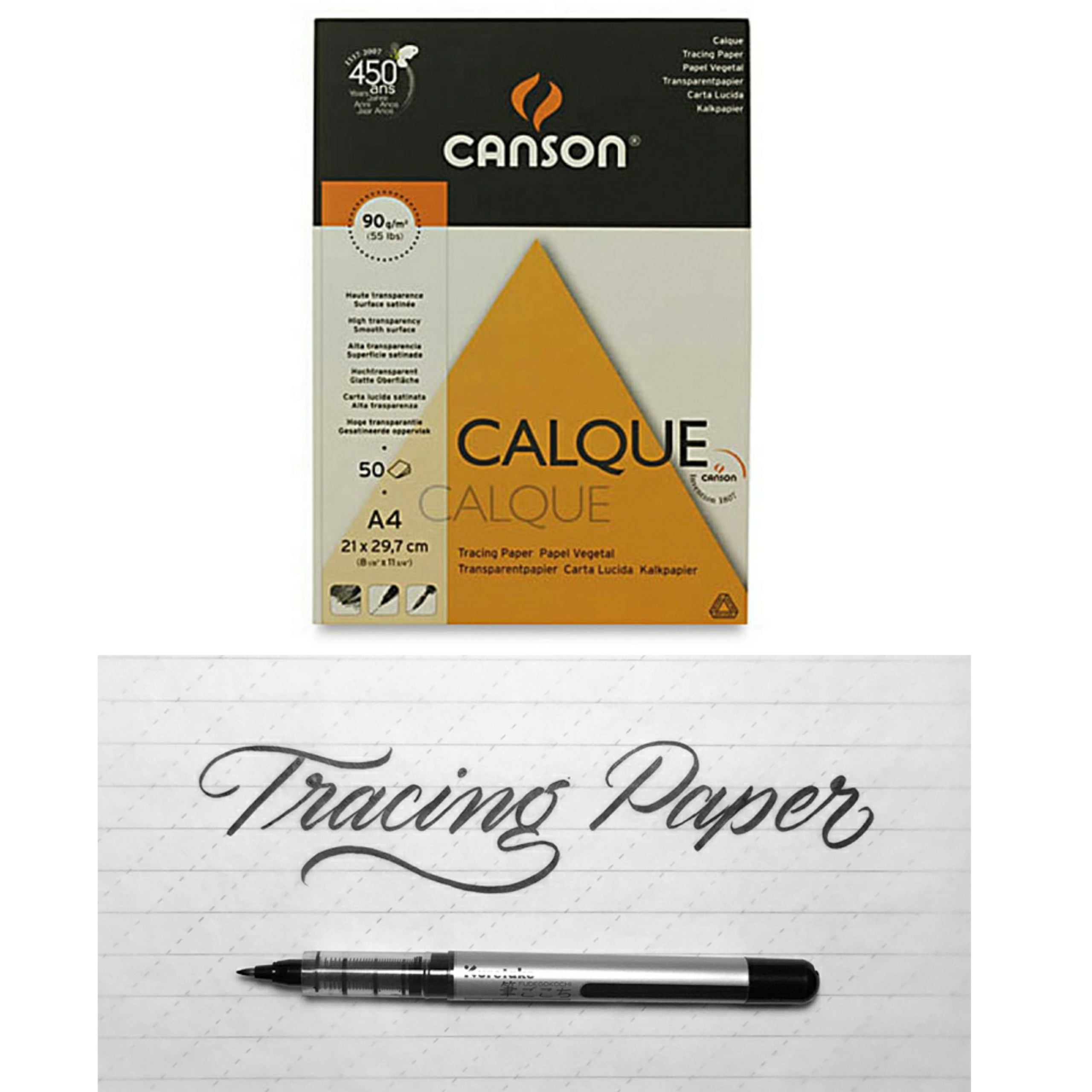 Canson Calque Tracing Paper