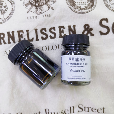 Cornelissen Handmade Historic Recipe - Walnut Ink