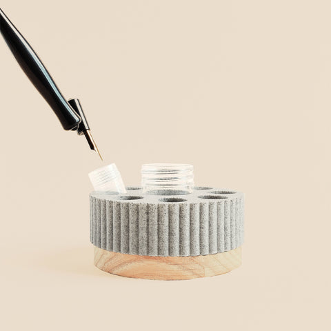 Creative Ink Holders Inkwell Carousel 旋轉墨水座