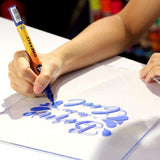 Decoration Calligraphy Workshop - Handwrite House x Molotow HK 西洋書法班