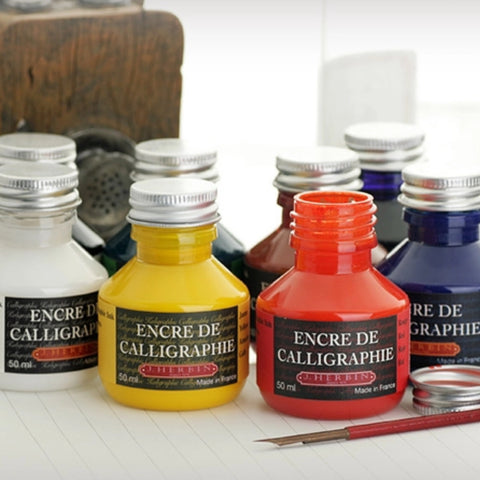 J Herbin Calligraphy Ink