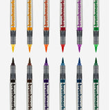 Karin BrushmarkerPRO 12 Colors Basic Set