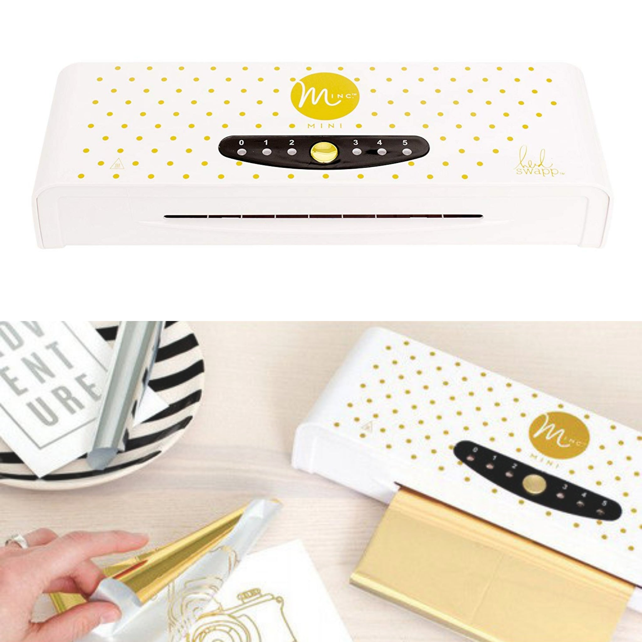 Mini Minc Foil Applicator and Starter Kit