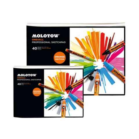 Molotow ONE4ALL Professional Sketchpad